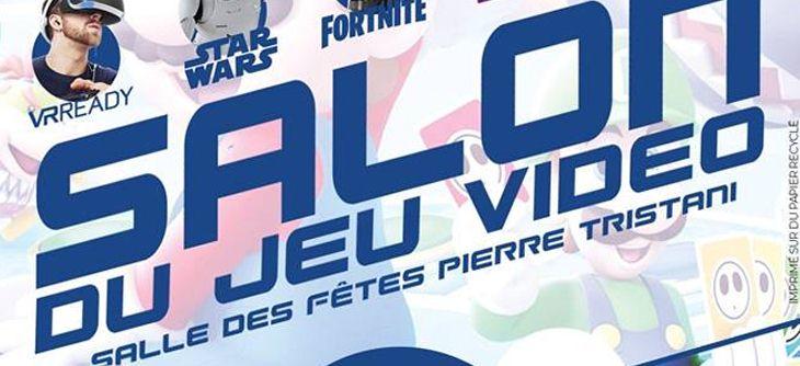 Salon Du Jeu Vidéo 2019 de l'association Univers