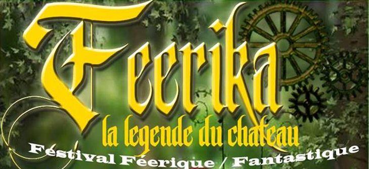 Feerika la Légende du Chateau - Festival Fantastique