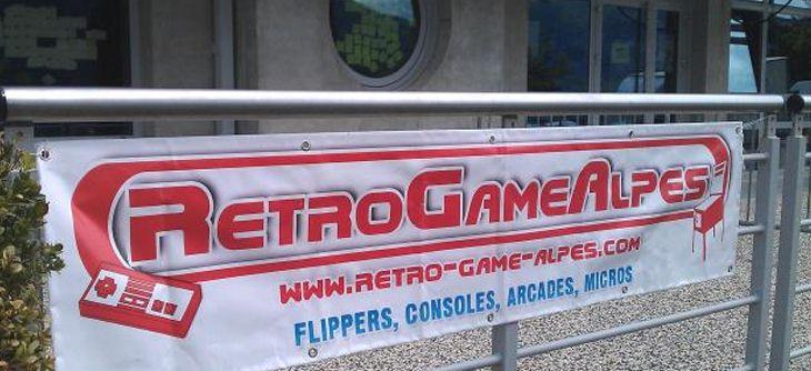 Retro Game Alpes 2019 - Flippers et Retrogaming