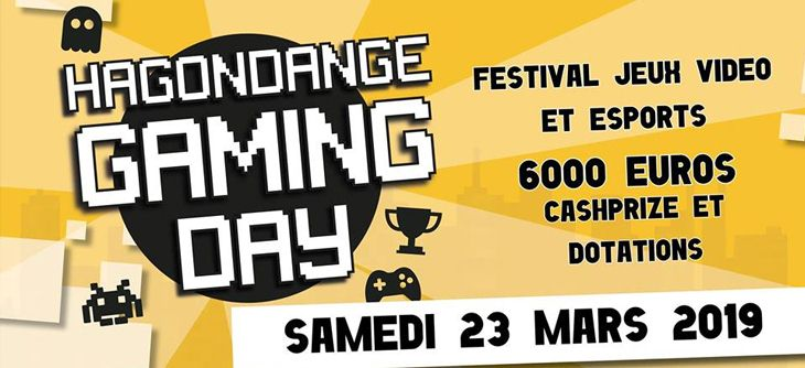 Hagondange Gaming Day