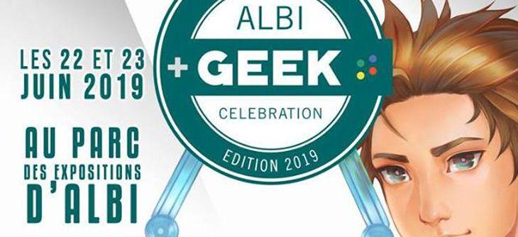 Albi Geek Celebration 2019