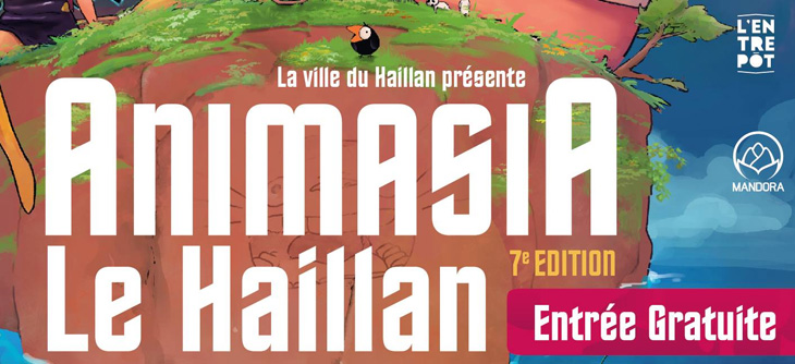 Festival Animasia Bordeaux 2019