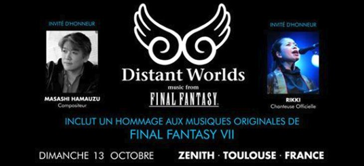 Distant Worlds: music from FINAL FANTASY Toulouse