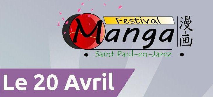 Festival Manga Saint Paul en Jarez 6ème Edition