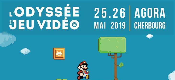 Odyssée du Jeu Vidéo 2019 - 7ème édition