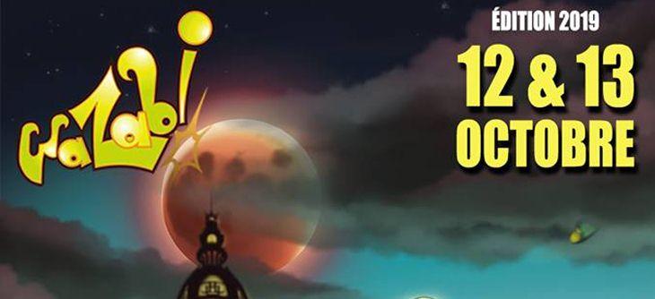 Wazabi 2019 - 14ème édition Odyssey des mythes et légendes
