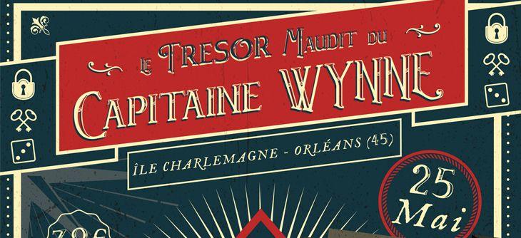 Le Trésor Maudit du Capitaine Wynne