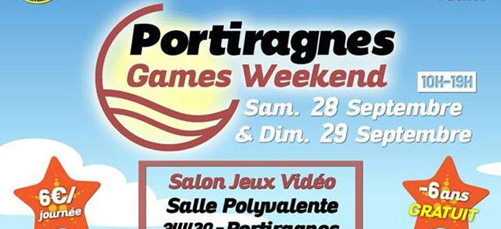 Portiragnes Games Weekend