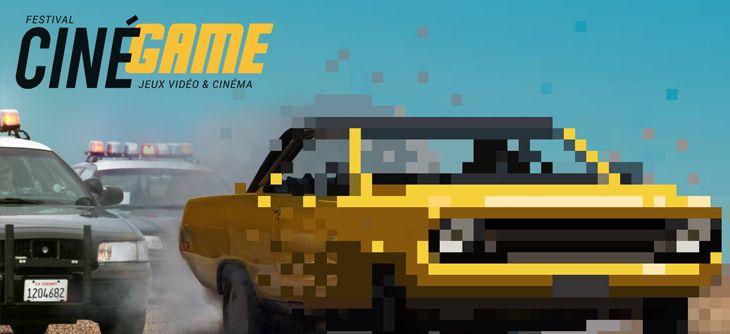 Festival Cinégame - Jeux vidéo et cinéma