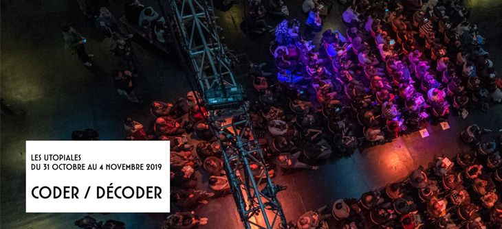 Les Utopiales 2019 - Festival International de Science-Fiction de Nantes