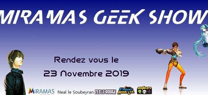 Miramas Geek Show