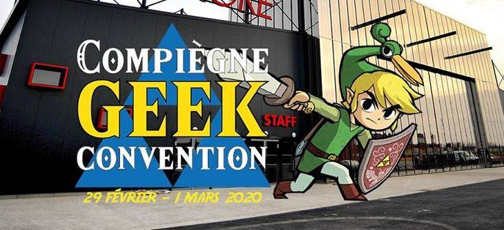 Compiègne Geek Convention 2020