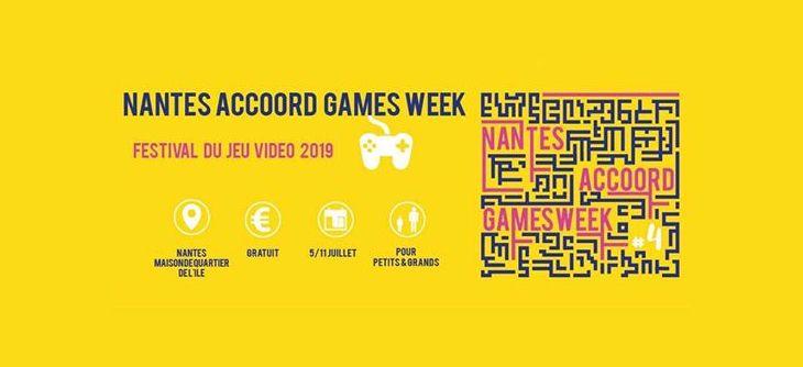 Nantes Accoord Games Week 2019
