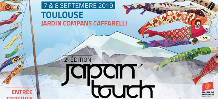 Japan Touch Toulouse 2019