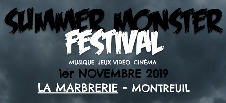 Summer Monster Festival