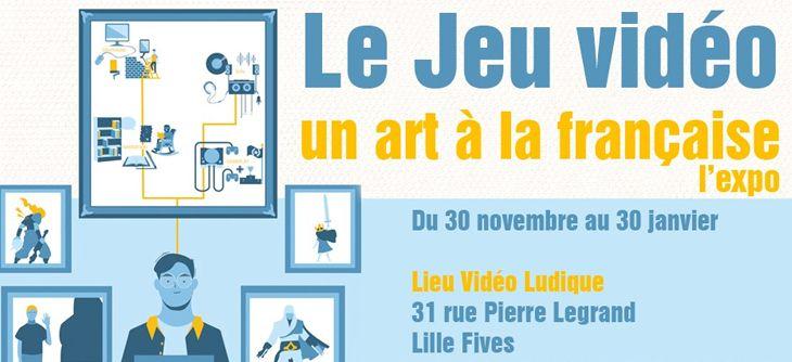 Le jeu vidéo, un art à la française