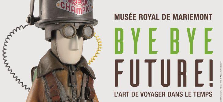 Bye Bye Future ! L'art de voyager dans le temps