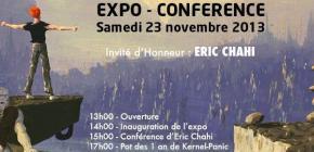 Eric Chahi - Expo et Conférence - JMJV 2013