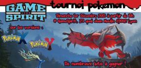 Tournoi Pokemon X Y @ GameSpirit