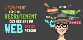RemixJobs Day - l'événement autour du recrutement pour les métiers du Web