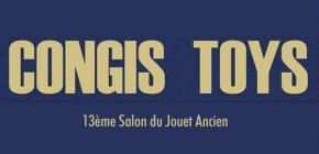 Congis Toys 2014 - 13ème Salon du Jouet Ancien