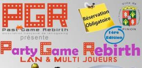 Party Game Rebirth 1ère édition