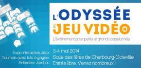 L'Odyssée du Jeu Vidéo à Cherbourg