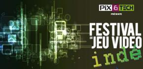 Festival du Jeu Vidéo indé 2014 - Parc des expos de Nîmes