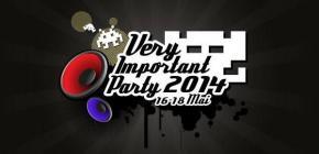 Very Important Party 2014 - 10ème édition de la demoparty