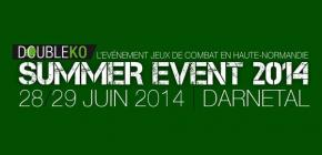 Double K.O Summer Event 2014