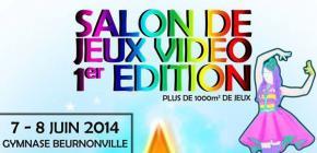 Première édition du Salon du jeux vidéo de Beurnonville