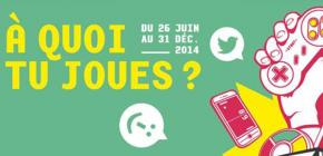 Exposition interactive - A quoi tu joues ?
