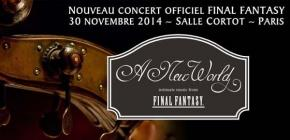 A New World : intimate music from Final Fantasy