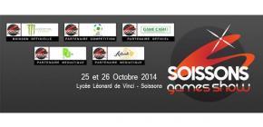 Soissons Games Show - premier salon dédié au jeu vidéo
