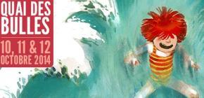 Quai des Bulles 2014 - 34ème édition du festival de la bande dessinée