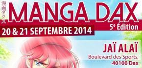 Manga Dax 2014 - 5ème édition