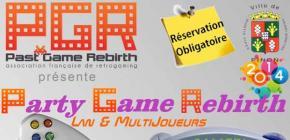 Party Game Rebirth 2014 - Lan et multijoueurs