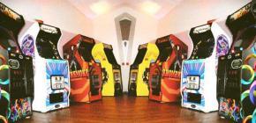 Arcade Maniac - salle d'arcade en entrée libre