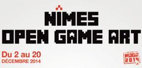 Festival du Jeu Vidéo - Nîmes Open Game Art
