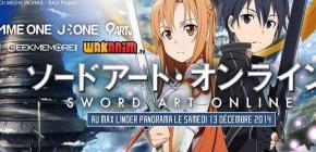 Nuit Sword Art Online au Max Linder Panorama