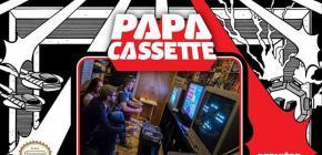 Soirée Retrogaming de Papa Cassette