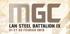 MGC 2015 - 9e édition de la Mecha Gaming Connexion