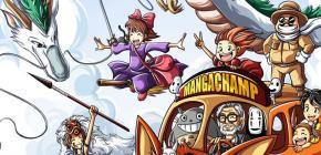 Mangachamp 2015 - Miyasaki sera à l'honneur de la 9ème édition