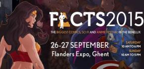 Facts 2015 - rendez-vous autour de la science fiction, comics et dessins animés