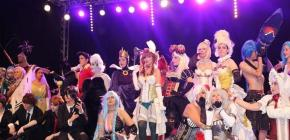 Concours Cosplay Japan Touch Haru 2015