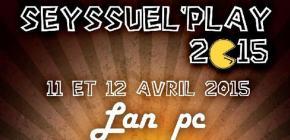Seyssuel Play 2015