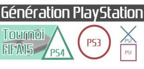 Génération Playstation - Soirée Jeux Vidéo