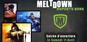 Opening Meltdown Grenoble
