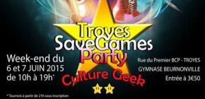 Save Games Party 2 - Culture Geek