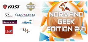 Lan Party NORMAND'GEEK 2.0 - 3000€ de lots